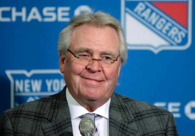 Glen Sather Rangers lack cap room now but are positioned well for