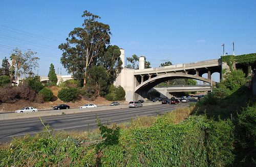 Glendale-Hyperion Bridge Big Orange Landmarks No 164 GlendaleHyperion Bridge