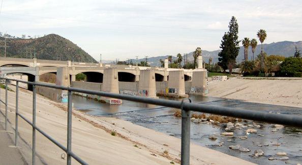Glendale-Hyperion Bridge Glendale Hyperion Viaduct KCET