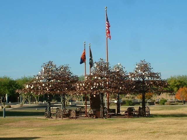 Glendale Veterans War Memorial