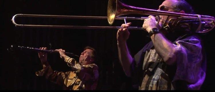 Glenn Ferris ENGLISH HORN TROMBONE JAZZ OBOMAN GLENN FERRIS YouTube