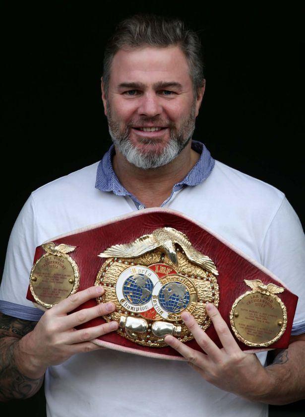 Glenn McCrory Glenn McCrory relives day he won world title weeks after