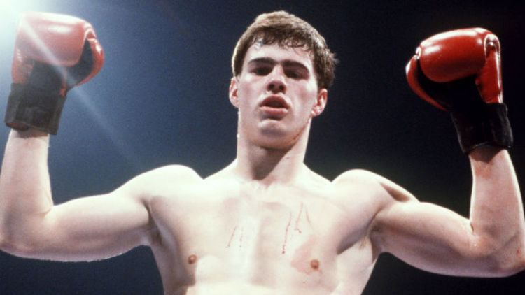 Glenn McCrory Ask Steven I once met a Geordie boxer who had apparently been the