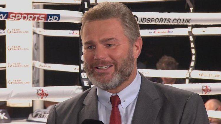 Glenn McCrory Glenn McCrory gives Tyson Fury a big chance against world