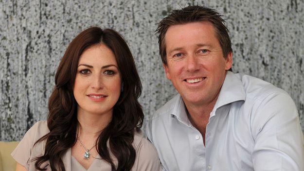 Glenn McGrath (Cricketer) family