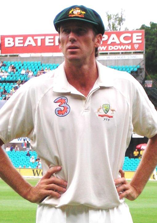Glenn McGrath (Cricketer) in the past