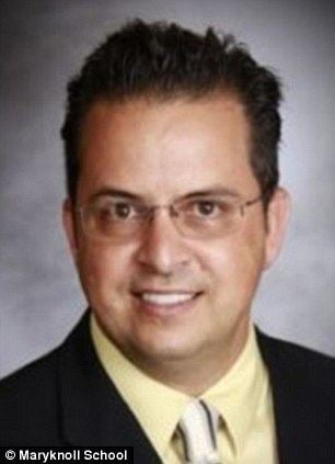 Glenn Medeiros   currently, in his teaching role