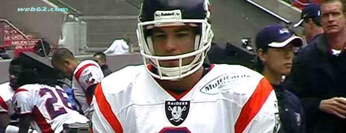 Glenn Pakulak Glenn Pakulak Washington Redskins Saints on videos and photos