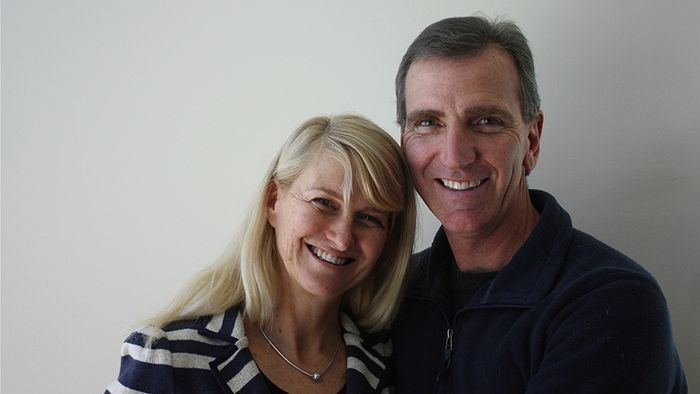 Glenn Singleman Married duo Heather Swan and Glenn Singleman advance human