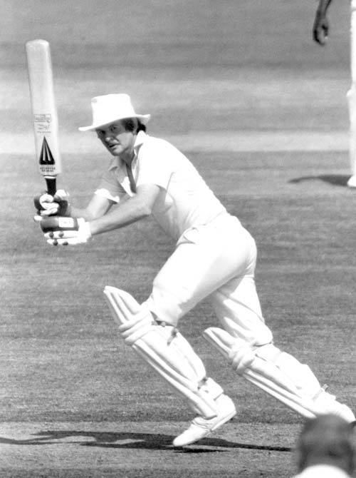 Glenn Turner (Cricketer) in the past