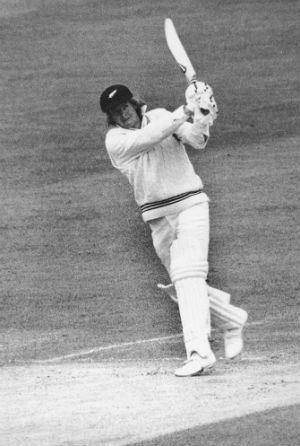 Glenn Turner New Zealand and Worcestershire giant Cricket Country
