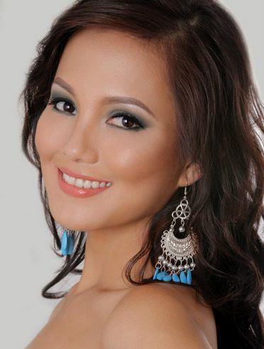 Glennifer Perido Glennifer Perido Miss Philippines Earth 2012 Candidate