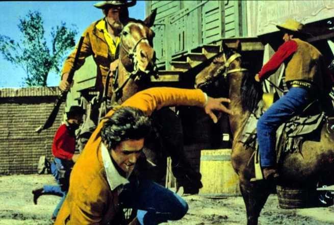 Gli uomini dal passo pesante Gli uomini dal passo pesante 1966 FilmTVit