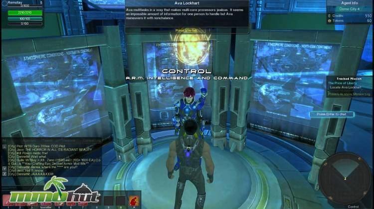 Global Agenda Global Agenda Gameplay First Look HD YouTube