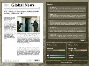 Global Conflicts: Palestine Global Conflicts Palestine Eurogamernet