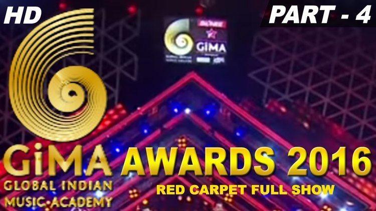 Global Indian Music Academy Awards Colors GiMA Awards 2016 Full Show PART 4 Global Indian Music