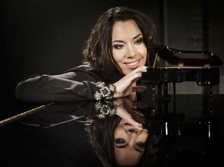 Gloria Campaner L39Aquila Societ Barattelli concerto di Campaner il 30