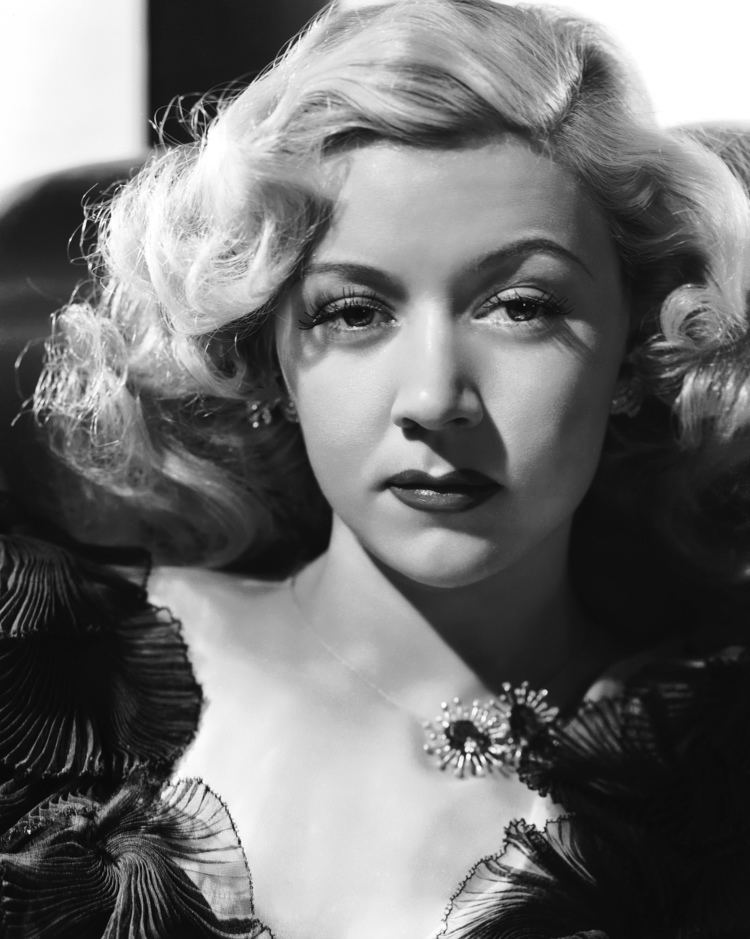 Gloria Grahame Gloria Grahame Muses Cinematic Women The Red List