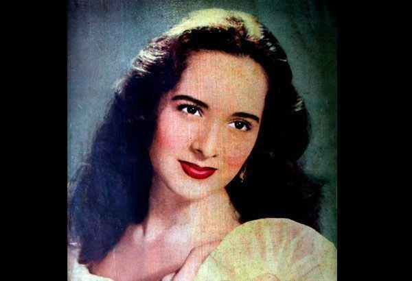 Gloria Romero (actress) Filipina Actress Gloria Romero The Ethnic in Art