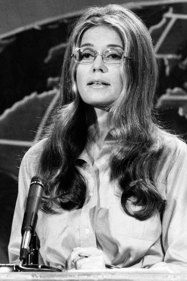 Gloria Steinem Epic Gloria Steinem Quotes To Celebrate The Mother Of All
