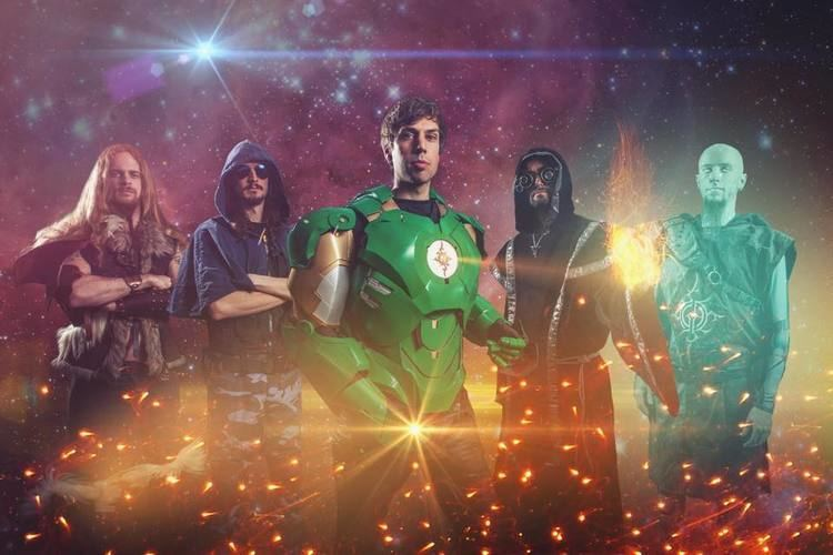 Gloryhammer Gloryhammer Encyclopaedia Metallum The Metal Archives