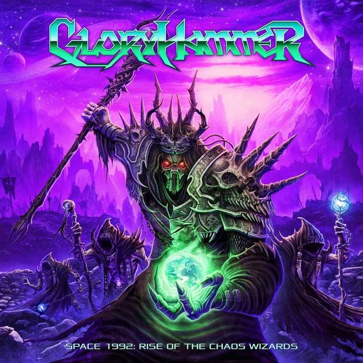 Gloryhammer GLORYHAMMER Heroic Fantasy Power Metal