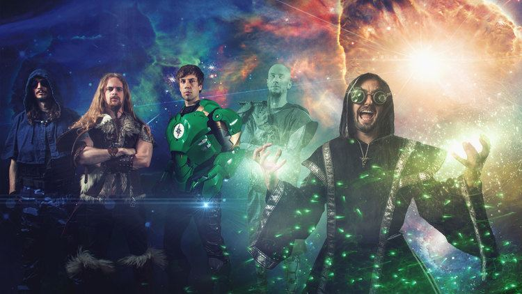 Gloryhammer Gloryhammer Space 1992 Rise of the Chaos Wizards album review