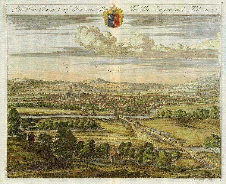 Gloucestershire in the past, History of Gloucestershire