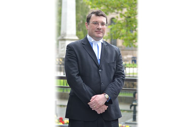 Glyn Samuel Glyn Samuel Appointed Deputy Chancellor for West Yorkshire and The