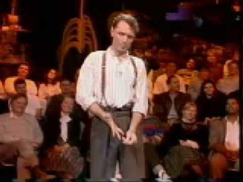 Glynn Nicholas Glynn Nicholas Big Gig November 1989 YouTube