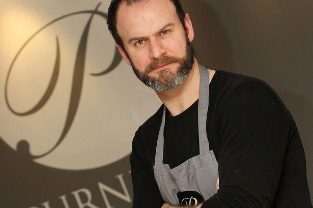 Glynn Purnell Top Birmingham chef Glynn Purnell brands chicken nugget school