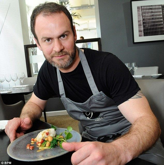 Glynn Purnell Michelinstarred chef Glynn Purnell hits back at online savaging of