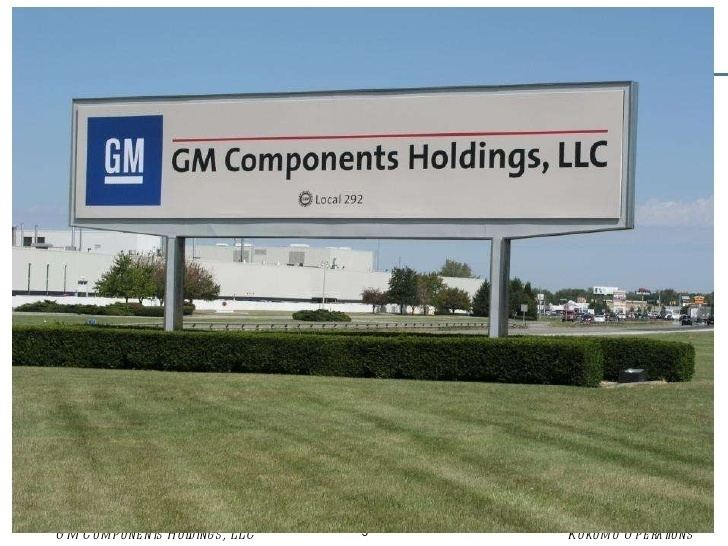Gm Components Holdings Alchetron The Free Social Encyclopedia