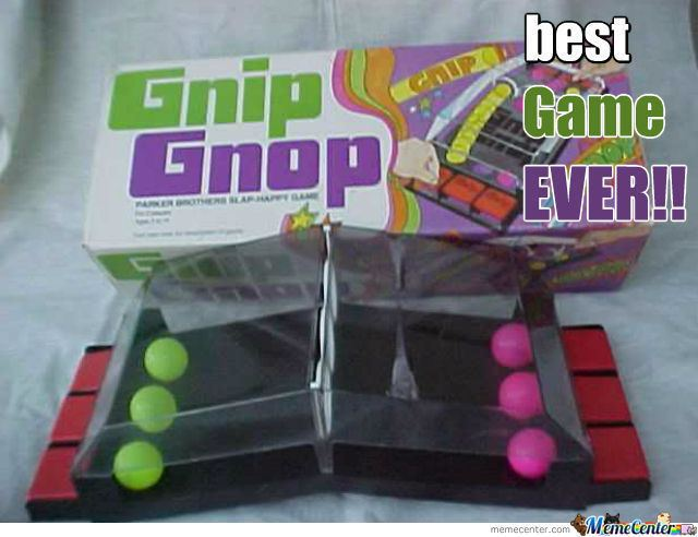 Gnip Gnop Gnip Gnop by salaminizer Meme Center