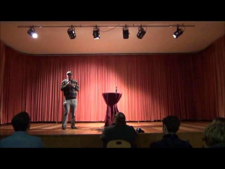 Günther Hussong Gnther Hussong De Plattmacher Sprache im Saarland YouTube