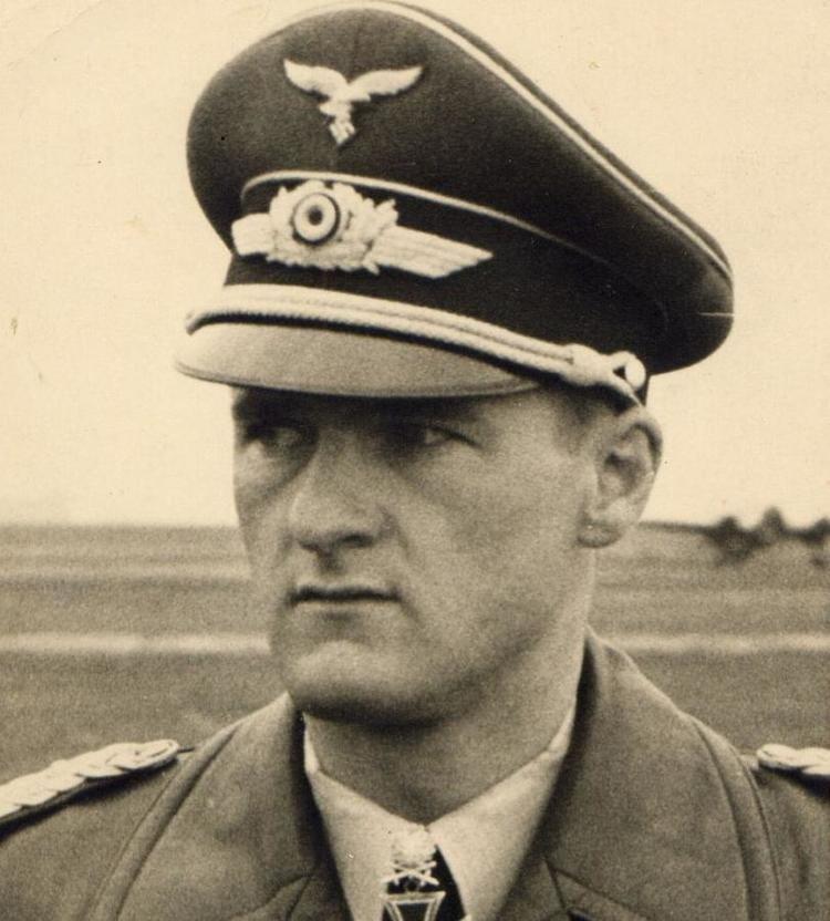 Günther Lützow Image at War Thunder Communities Center