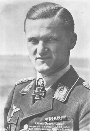 Günther Lützow Lexikon der Wehrmacht