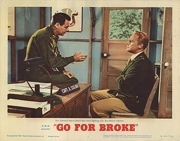 Go for Broke! (1951 film) Go For Broke movie posters at movie poster warehouse moviepostercom