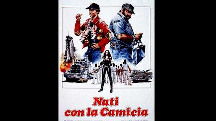 Go for It (film) Nati con la camicia PRIMO TEMPO Bud Spencer Terence Hill