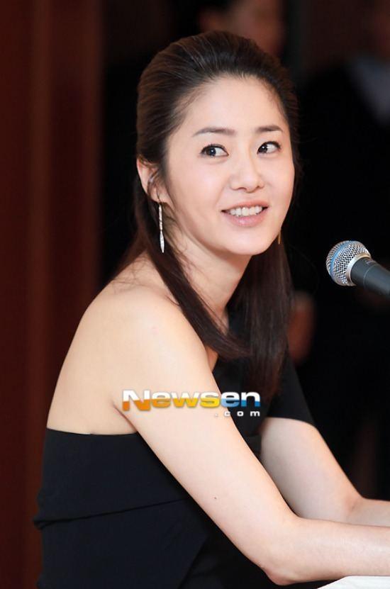 Go Hyun Jung Husband