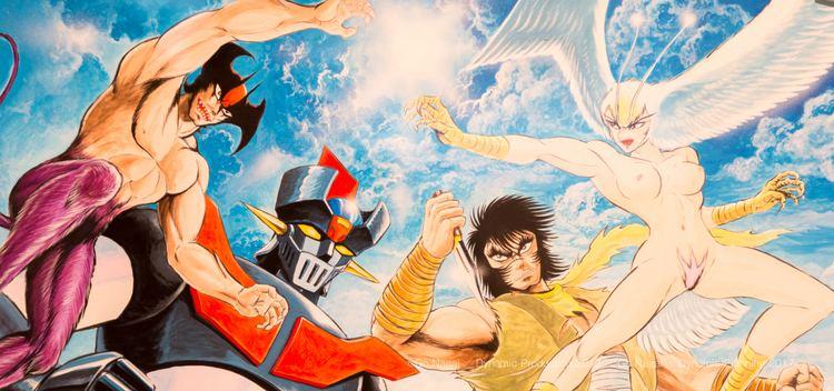 Go Nagai Go Nagai Wonderland Museum Museum honoring Wajimaborn manga