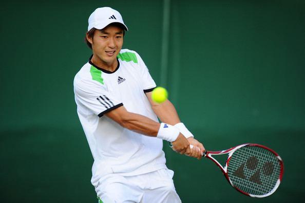 Go Soeda Go Soeda Pictures The Championships Wimbledon 2011
