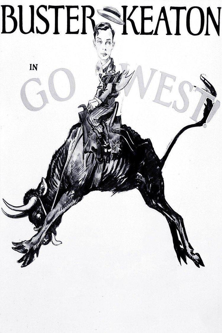 Go West (1925 film) wwwgstaticcomtvthumbmovieposters9886p9886p
