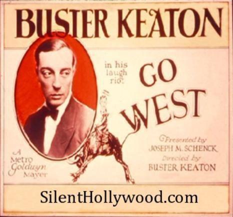 Go West (1925 film) Go West 1925