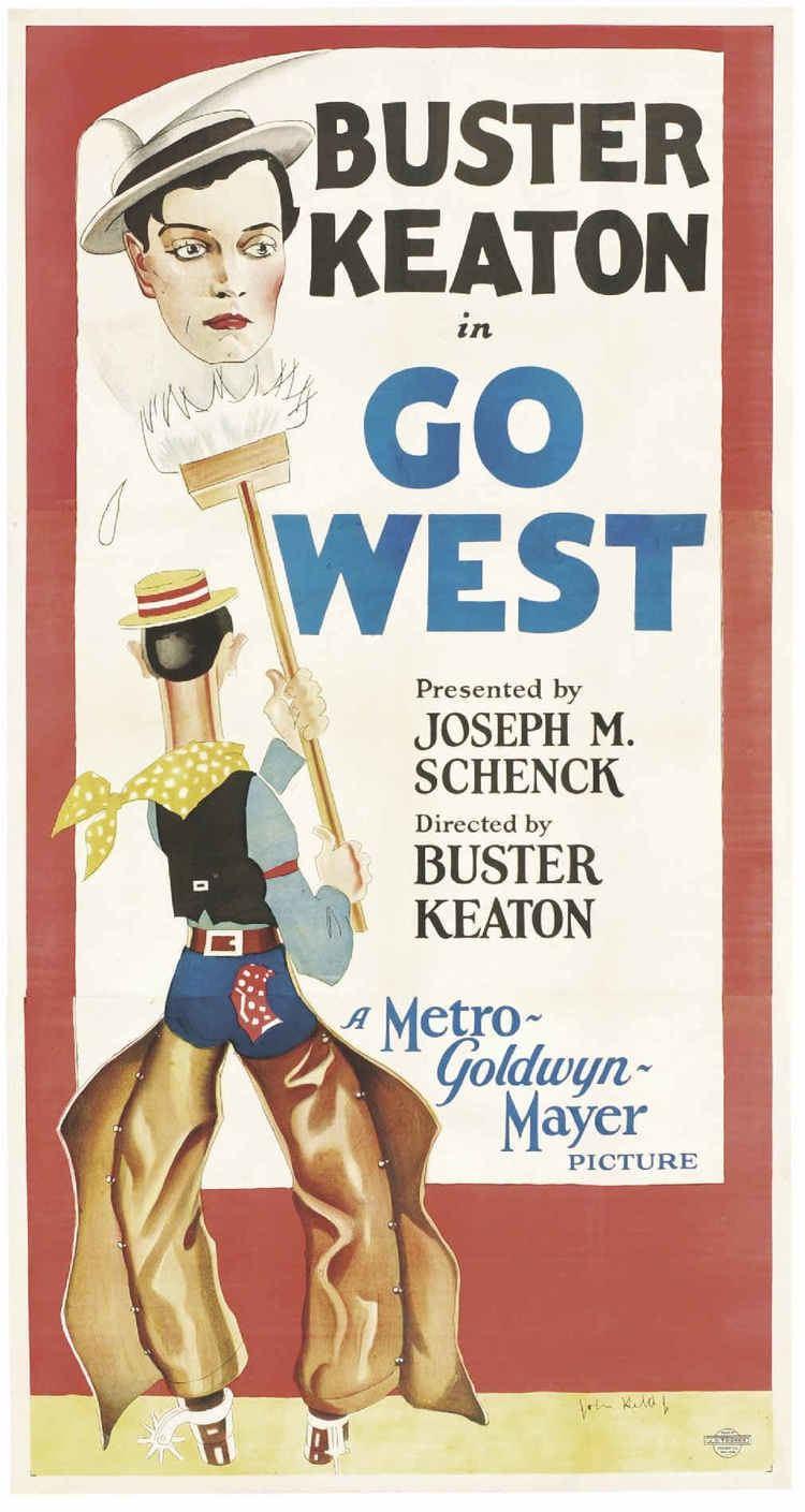 Go West (1925 film) Go West 1925 film Wikipedia