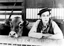 Go West (1925 film) Go West 1925 Starring Buster Keaton Howard Truesdale Kathleen