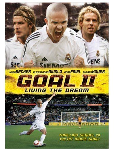Goal II: Living the Dream Amazoncom Goal 2 Living the Dream Becker Friel Nivola Juame