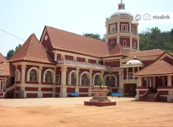Goan temple Goa Temple Darshan Getaway with Trip Map Holiday Packages and