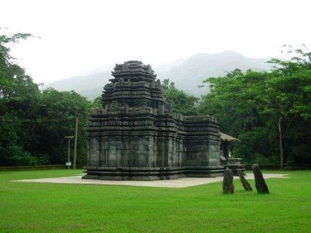 Goan temple Goa Tourist AttractionShri MahalasaShri Shantadurga Temple Kavlem