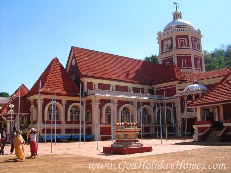 Goan temple Goan temple India Tourist Information